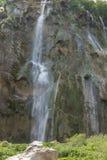 Plitvice waterfalls Stock Images