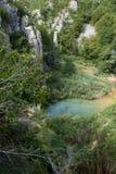 Plitvicepark Stock Afbeelding