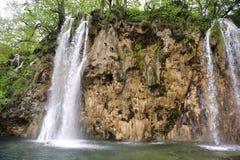 Plitvicka Jezera - lagos Plitvickie Foto de archivo libre de regalías