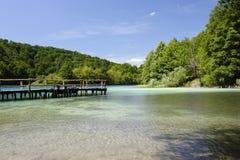 Plitvicka Jezera National Park (Croatia) Stock Images