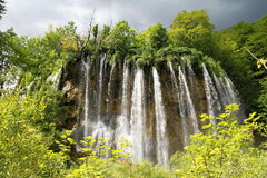 Plitvicka jeziora zdjęcia stock