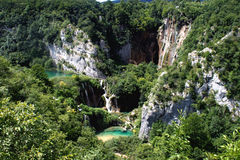Plitvicka lakes... Stock Photos