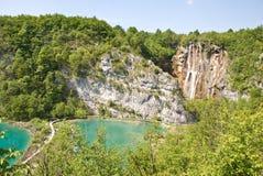 Plivcie Nationalpark Lizenzfreie Stockbilder