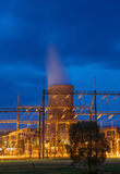 Pljevja thermal power plant Stock Photos