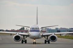 PLL全部飞机 免版税库存图片