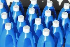 Pllastic-Flaschen Lizenzfreie Stockfotos