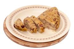 Plnjenjina speciality from slovakian cuisine Royalty Free Stock Photo