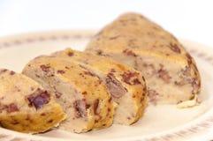 Plnjenjina speciality from slovakian cuisine Stock Image