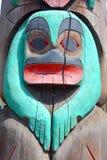 Pólo de Totem Fotografia de Stock Royalty Free