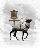 Pólo Norte 2 Imagens de Stock Royalty Free