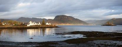 Plockton, Σκωτία Στοκ Εικόνες