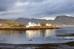 plockton Σκωτία Στοκ Φωτογραφίες