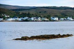plockton Σκωτία Στοκ φωτογραφία με δικαίωμα ελεύθερης χρήσης