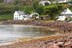 plockton Σκωτία Στοκ Εικόνα