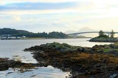 plockton Σκωτία Στοκ Εικόνες