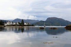 plockton Σκωτία Στοκ εικόνα με δικαίωμα ελεύθερης χρήσης