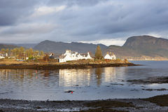 Plockton, Scotland Stock Photos