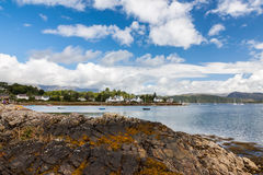 Plockton Royalty Free Stock Photo