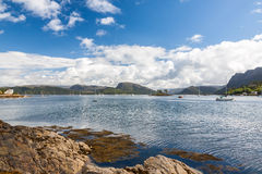 Plockton Royalty Free Stock Photos