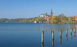 Ploen, Шлезвиг-Гольштейн, Германия Стоковое Изображение