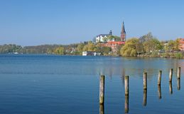 Ploen, Schleswig-Holstein, Alemanha Imagem de Stock