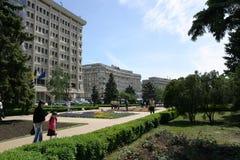 Ploiesti city Stock Image