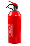 Plombed Portable Fire Extinguisher Royalty Free Stock Images