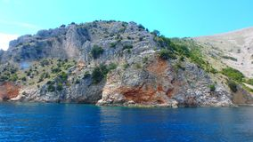 Plongée en Croatie photos libres de droits
