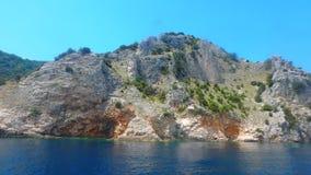 Plongée en Croatie Image libre de droits