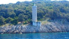 Plongée en Croatie photos stock