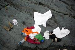 Plongement maigre Photo libre de droits