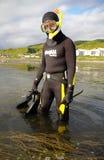 Plongeur Photo libre de droits