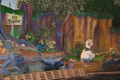 Plonsberg, Magisch Koninkrijk, Walt-disneywereld stock foto's
