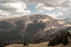Ploska hill in Velka Fatra mountains in Slovakia Stock Image