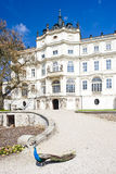 Ploskovice Palace Royalty Free Stock Image