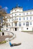 Ploskovice Palace Royalty Free Stock Image