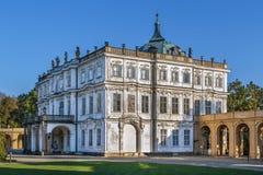 Ploskovicekasteel, Tsjechische republiek Stock Fotografie