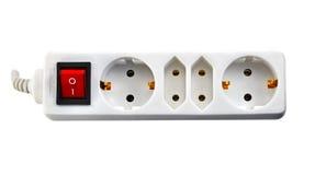 Plot électrique Image stock