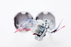 Plot électrique Images stock