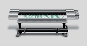 plotter Imagen de archivo