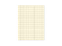 Plotting paper. Isolated blank plotting paper on a white background Stock Photography
