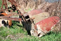 Plough Stock Image