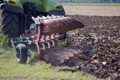 Plough Royalty Free Stock Photography