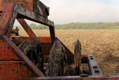 Plough Stock Photography