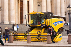 Plough sunday Stock Photography