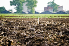 Free Ploughed Field Stock Images - 5088414