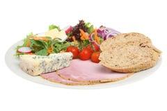Ploughman Lunch stock foto