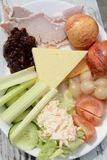 Ploughman's Lunch Stock Image