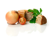 Ploughman's Lunch Royalty Free Stock Photo