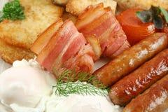ploughmans завтрака Стоковая Фотография